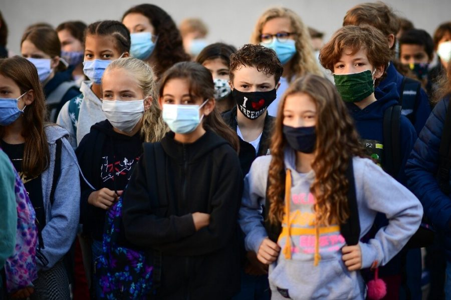 Dissatisfied with the quarantine in Germany will be obliged to wear masks