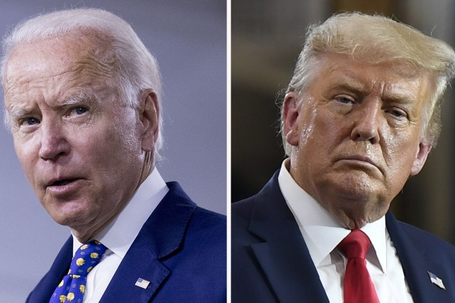After the Republican Convention, trump narrowed the gap with Biden in popularity
